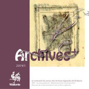 Archives + № 2019/1. Aux origines des armoiries de la Ville de Namur (numérique)
