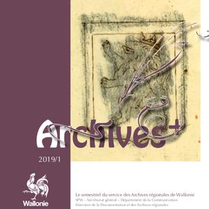 Archives + № 2019/1. Aux origines des armoiries de la Ville de Namur (papier)