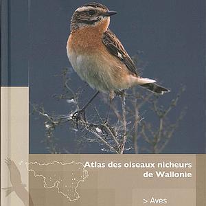 Atlas des oiseaux nicheurs de Wallonie (2001-2007) - N°5