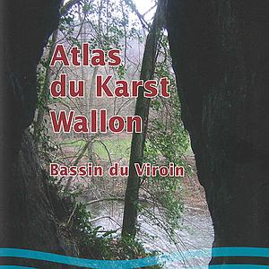 Atlas du Karst Wallon - Bassin du Viroin (papier)