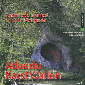 Atlas du Karst Wallon - Bassins du Burnot et de la Molignée