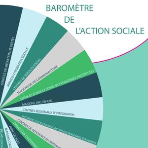 Baromètre de l'action sociale. 2018 (numérique)