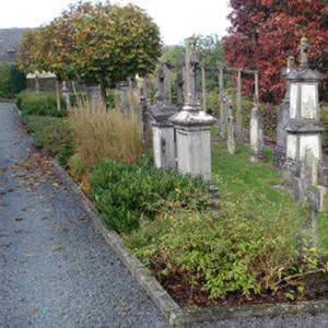 Espaces Verts № 1. Vers une gestion écologique des cimetières en Wallonie (numérique)