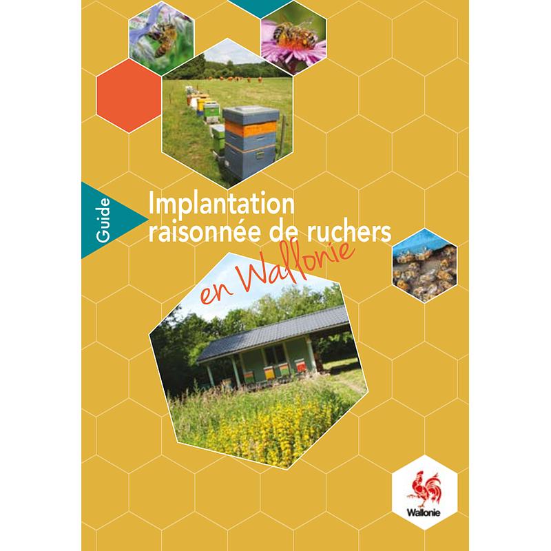 Guide  - Implantation raisonnée des ruchers en Wallonie (numérique)