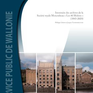 Inventaire des archives régionales N° 05. Inventaire des archives de la Société royale Moncrabeau (Les 40 Molons) (1843-2020) (papier)