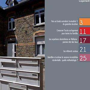 Les Échos du Logement - Numéro 2015-3 - Le secteur locatif dans tous ses états (numérique)