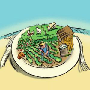 Les guides de l'Écocitoyen. Alimentation et environnement (numérique)