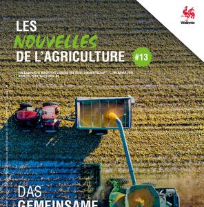 Les Nouvelles de l'Agriculture № 13 (1er semestre 2021). Das gemeinsame Agrarpolitik Dossier (papier)