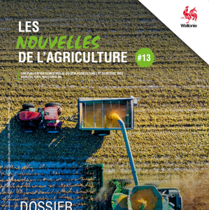 Les Nouvelles de l'Agriculture № 13 (1er semestre 2021). Dossier la Politique agricole commune (papier)