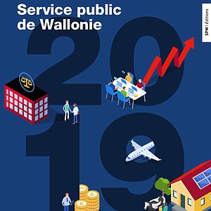 Rapport d'activités du Service Public de Wallonie 2019