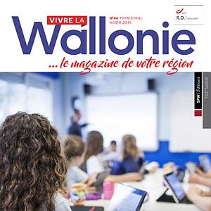 Vivre la Wallonie 46 -  Ecoles numériques